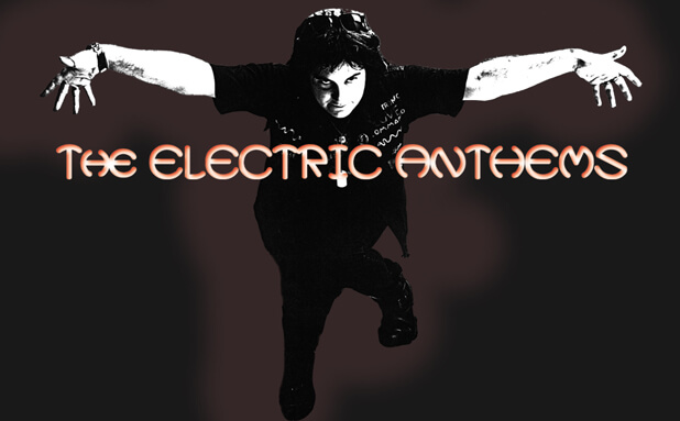 The Electric Anthems header