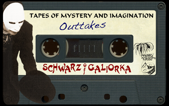 The Tapes... Outtakes header