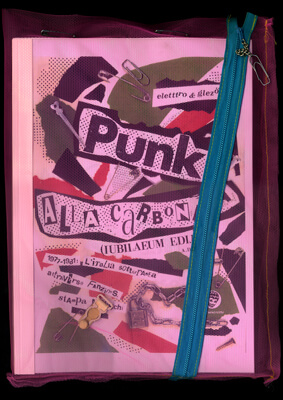'Punk Alla Carbonara Jubilee Edition' cover