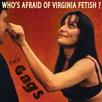 'Who's Afraid Of Virginia Fetish?' cover