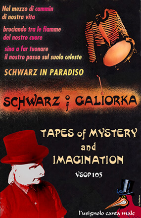 Tapes Of Mystery And Imagination