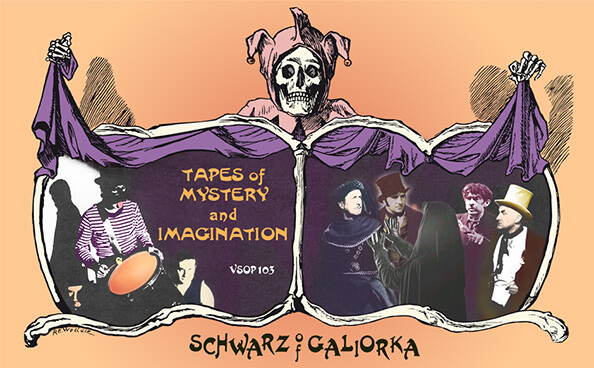 Tapes Of Mystery And Imagination header